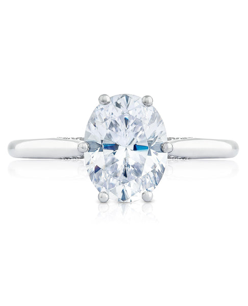Tacori Simply Tacori Engagement Ring 2650OV8X6