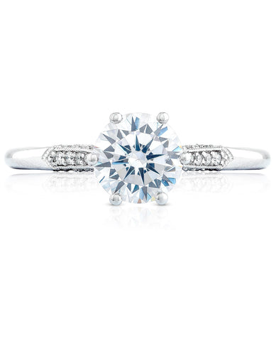 Tacori Simply Tacori Engagement Ring 2651RD7