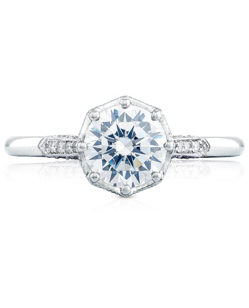 Tacori 2653RD7.5 Simply Tacori Engagement Ring 2653RD7.5 (Choose free two-day shipping at checkout)