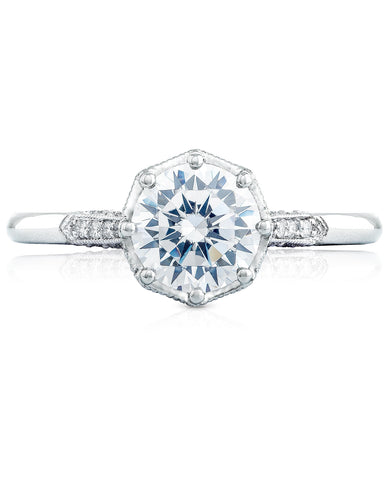 Tacori Simply Tacori Engagement Ring 2653RD7.5