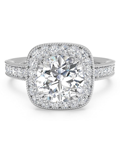RITANI 1RZ1698 ENGAGEMENT RING