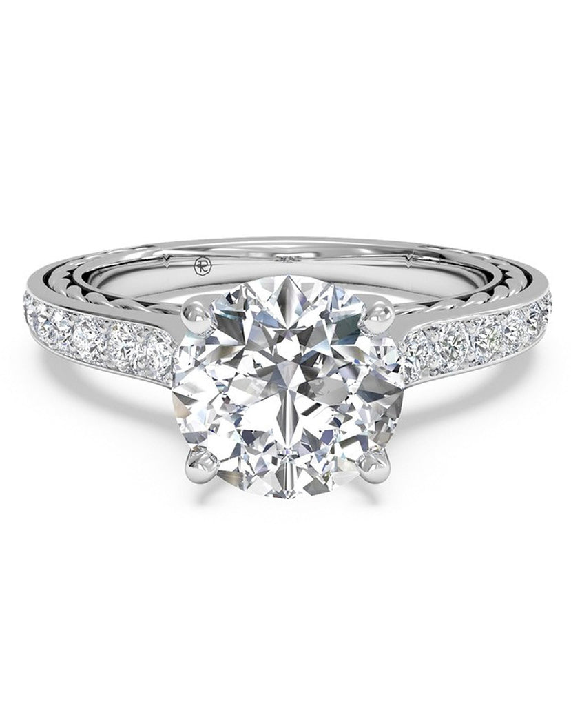 RITANI ENGAGEMENT RING 1RZ2830