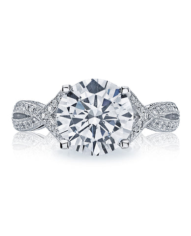 TACORI SIMPLY TACORI ENGAGEMENT RING 2565RD9