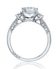 Tacori Simply Tacori Engagement Ring 2579EM8.5X6.5