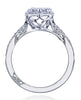 Tacori Dantela Engagement Ring 2620PS10X7P