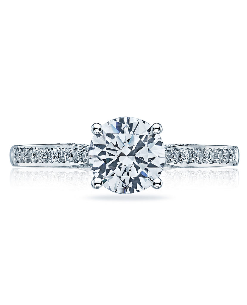 Tacori Dantela Engagement Ring 2638RDP7.5