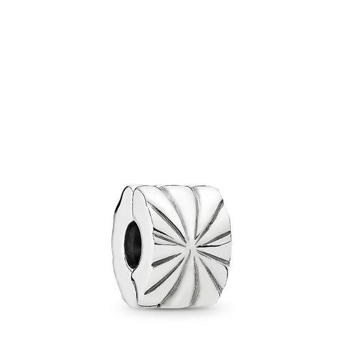 PANDORA 790210 Clips Sunburst. (Choose free two-day shipping at checkout)