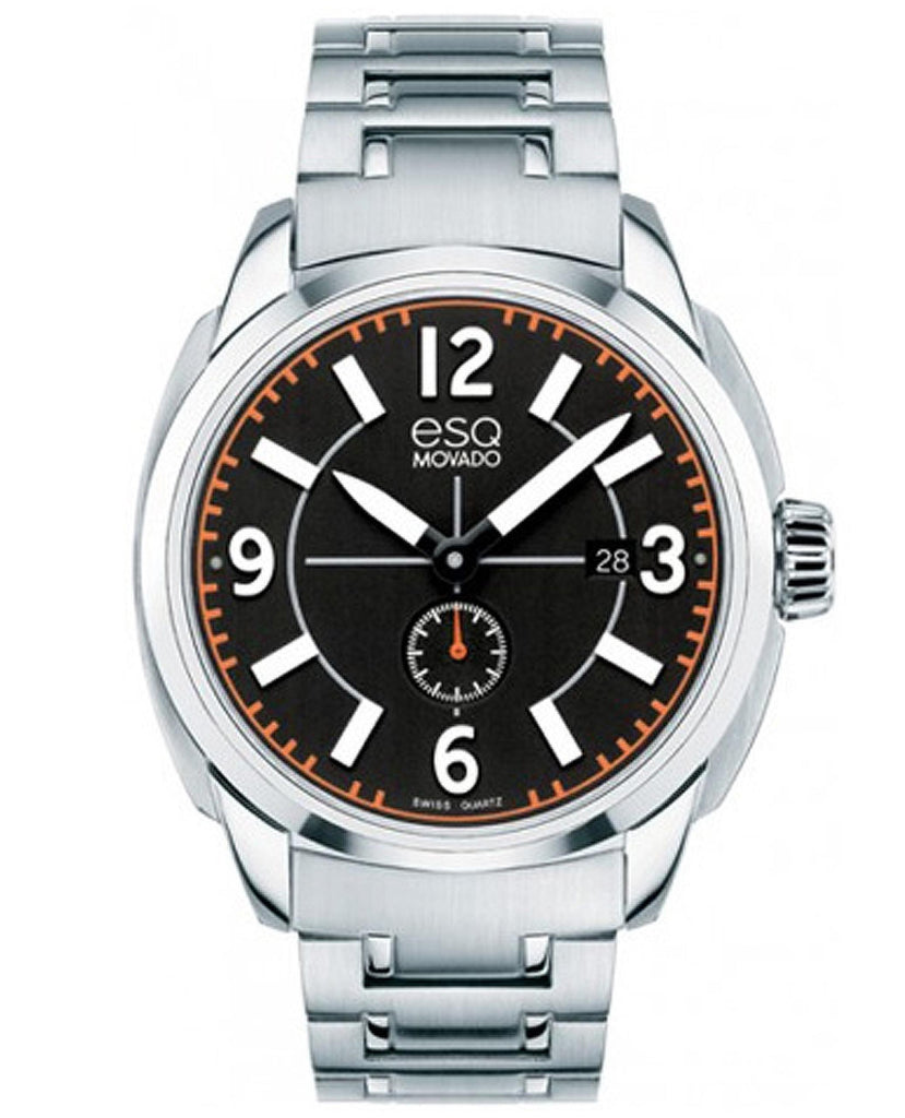 ESQ Movado Mens 'Excel' Watch (Choose Free Two-Day Shipping at Checkout) 07301407