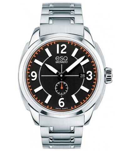 ESQ MOVADO MENS EXCEL WATCH 07301407