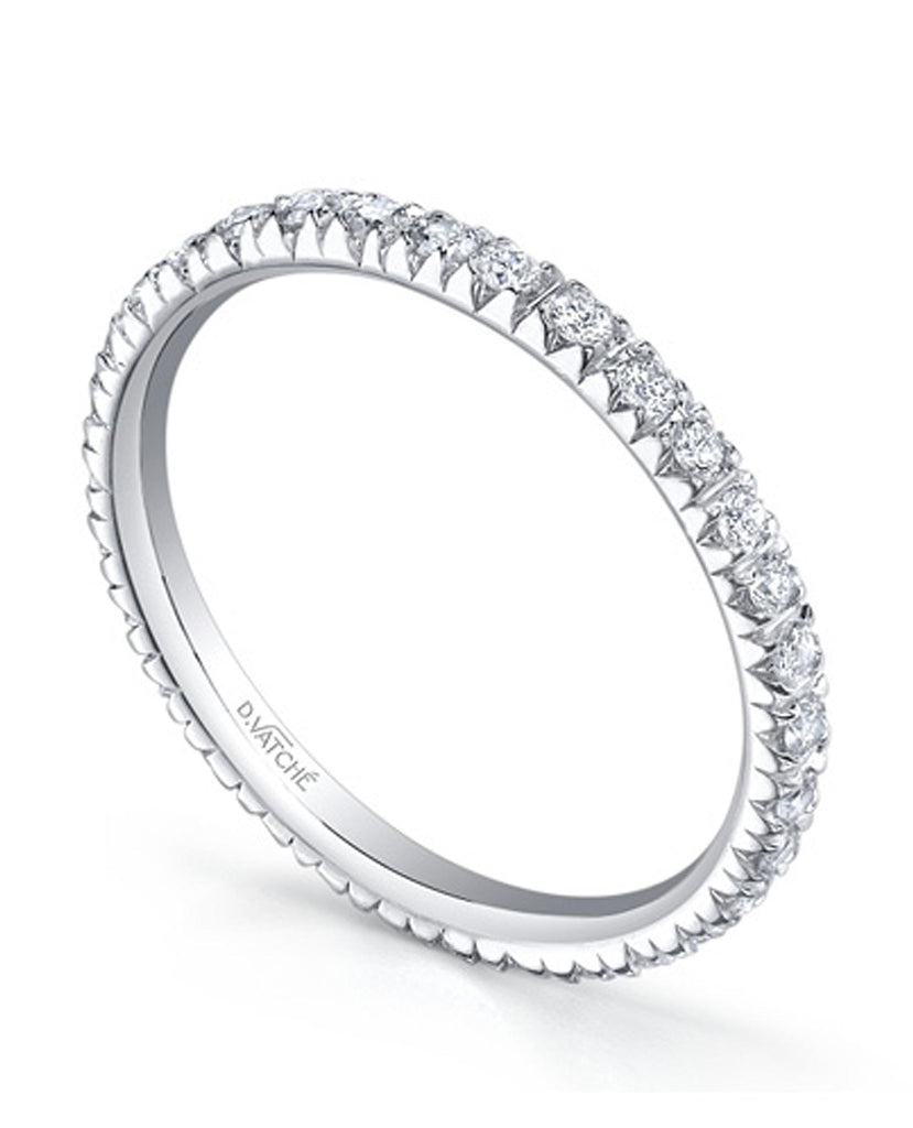 DESIGNS BY VATCHE TRYST ETERNITY BAND #260