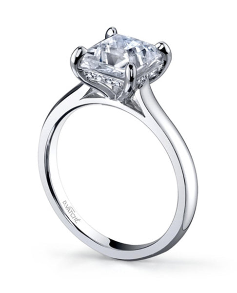 DESIGNS BY VATCHE CAROLINE ENGAGEMENT RING #188