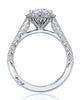 Tacori Petite Crescent Engagement Ring HT2555RD6.5W