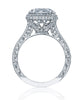 Tacori Royal T Engagement Ring HT2607RD10