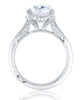 Tacori HT2625RD10 Royal T Engagement Ring HT2625RD10 (Choose free two-day shipping at checkout)