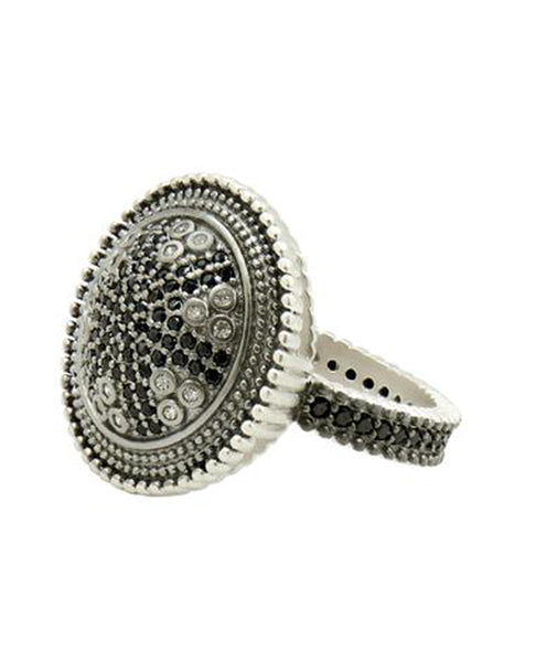 Freida Rothman Ring IFPKZBKR33 (Choose free two-day shipping at checkout)