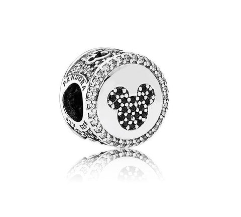 Pandora USB796900 Disney Mickey and Minnie Sparkling Icons Limited Edition Charm. USB796900 (Choose free two-day shipping at checkout)