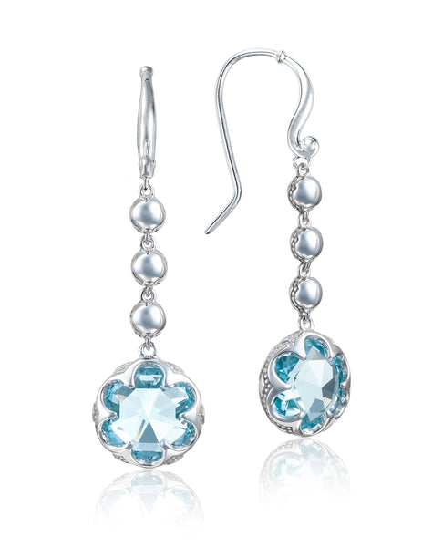 Tacori Sky Blue Topaz Earrings SE21302 (Choose free two-day shipping at checkout)
