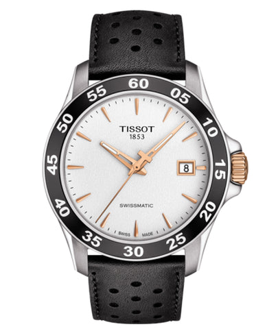Tissot V8 Swissmatic Watch T106.407.26.031.00 (Choose free two-day shipping at checkout)