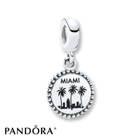 PANDORA USB791169-G056 Unforgettable Moment Travel: Miami. USB791169-G056 (Choose free two-day shipping at checkout)