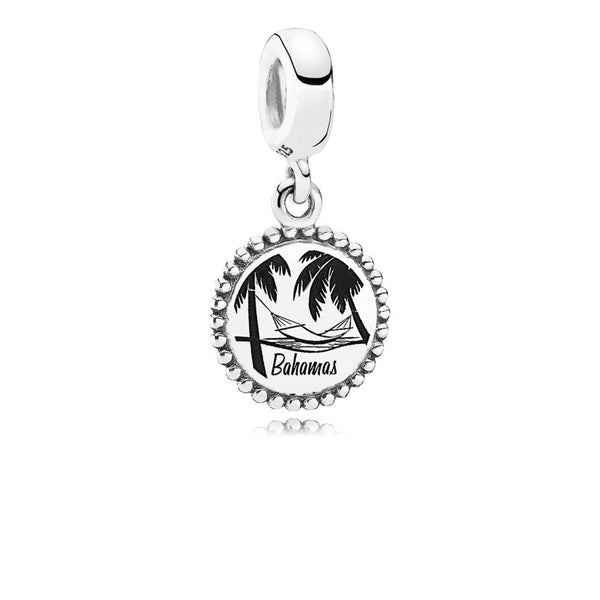 PANDORA Unforgettable Moment Travel: Bahamas. USB791169-G058 (Choose free two-day shipping at checkout)