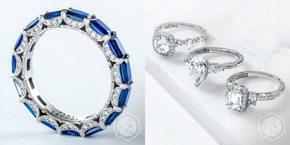 Tacori at Massoyan Jewelers