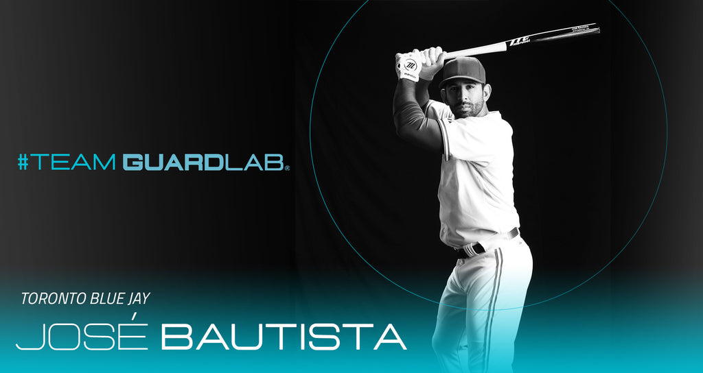 José Bautista Joins GuardLab® Advisory Board