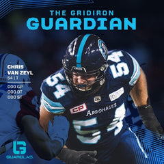 GridIron Guardian of the Game, presented by GuardLab