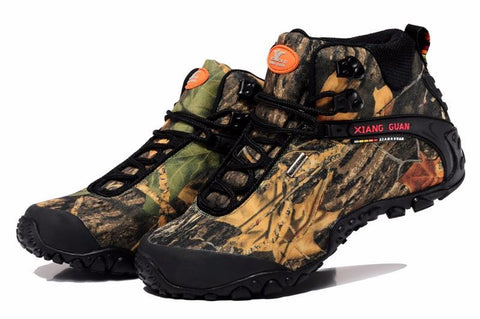 Top Quality Men's Outdoor Shoe. Sneakers For Climbing Mountain, Hiking & Trekking