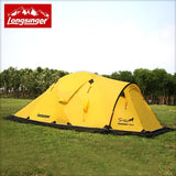 Durable Nylon Ultra-Light Double Layer Outdoor Camping Hiking Tent Winter Tent