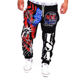 New Men's Leisure Harem Pants, High Quality Fashion Joggers, Drop Crotch