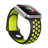 Quality Silicon Sports Band for Apple Watch Series 1&2, 38mm, 42mm
