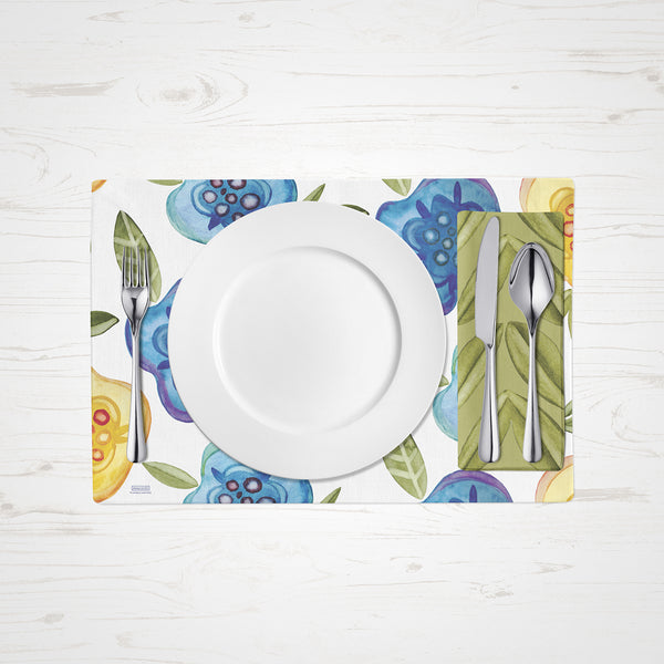 Quirky Floral Placemat