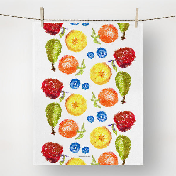 water color fruit