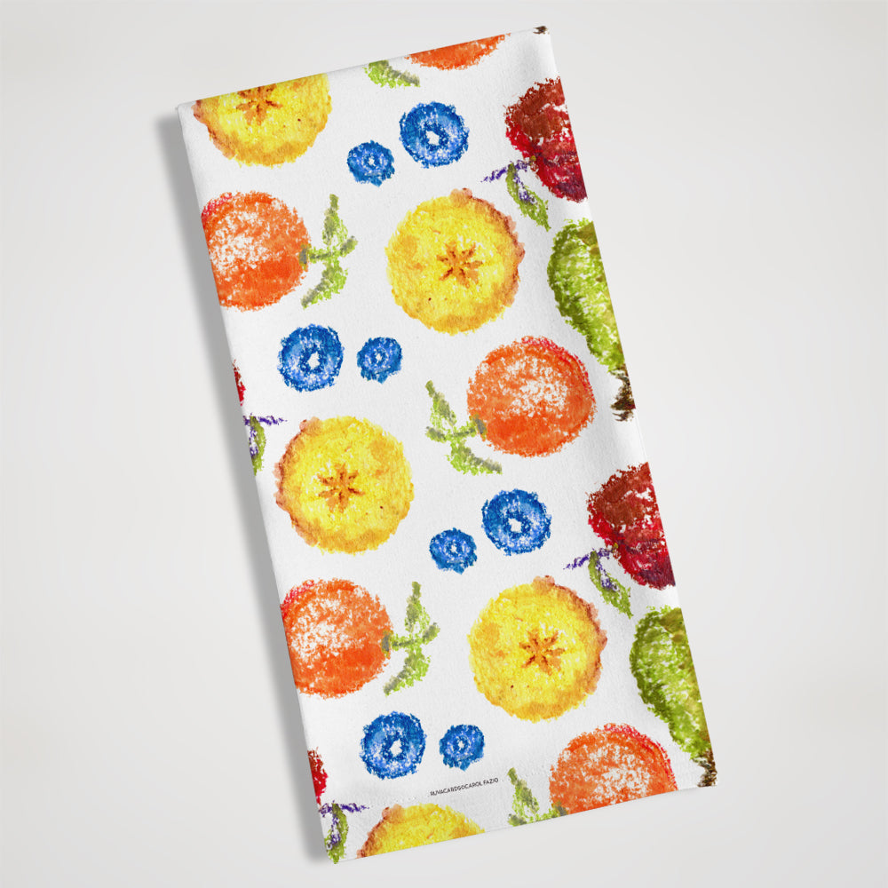 Fruit Punch Napkin
