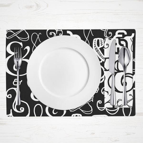 Ampersand Placemat