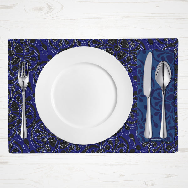 Blue Bandana Placemat