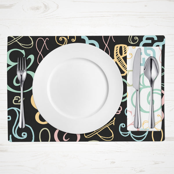 Candyand Placemat