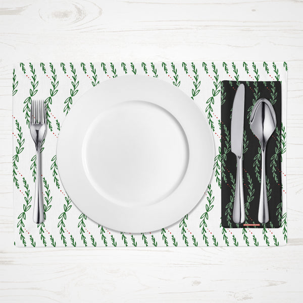 Pine Boughs Placemat