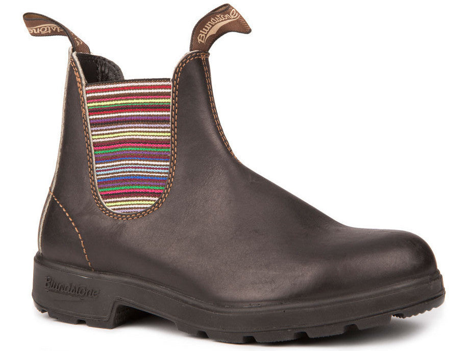 Blundstone 1409 Brown Striped