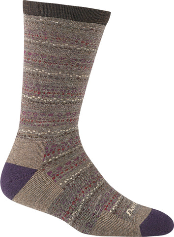 Darn Tough Socks Ladies Pebbles 1614 Taupe