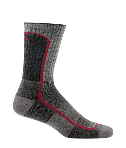 Darn Tough Socks Men's Hiker 1913 Smoke