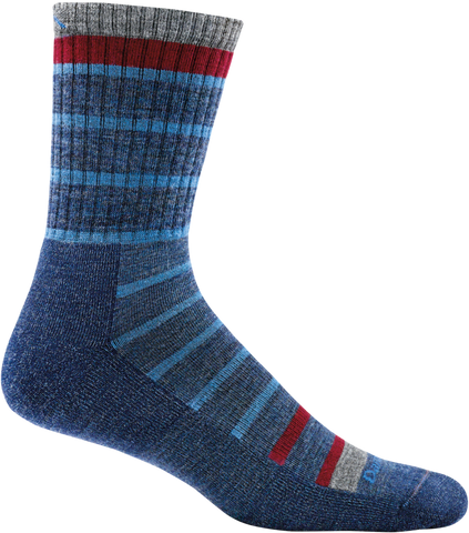 Darn Tough Socks Men's Ferrata 1951 Blue