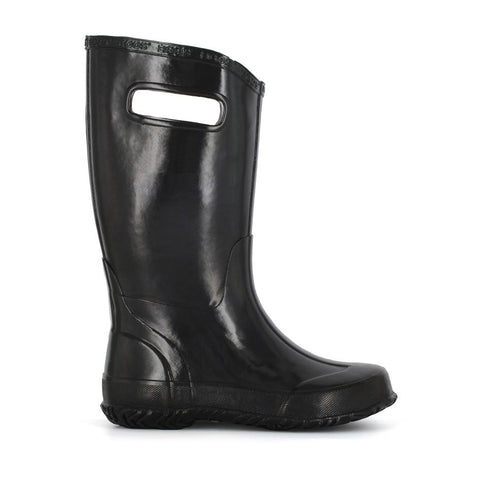 Kids Bogs RainBoots Black