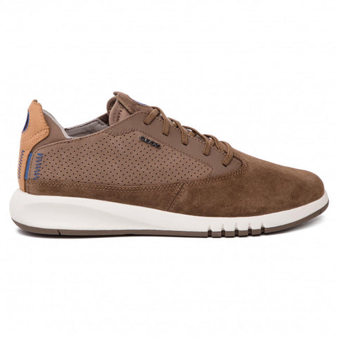 Men's Geox Aerantis U927FA Chocolate