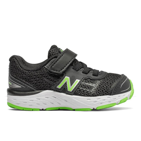 New Balance IA680BG Black Green