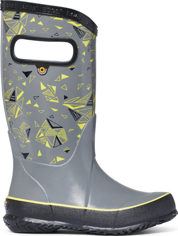 Kids Bogs RainBoots Gray
