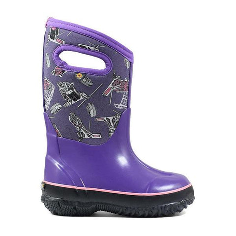 Bogs Hockey 72280 Purple