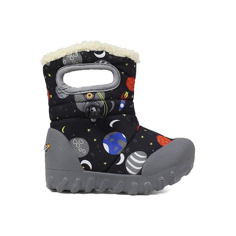 Kids Bogs BMoc Space 72276 Black