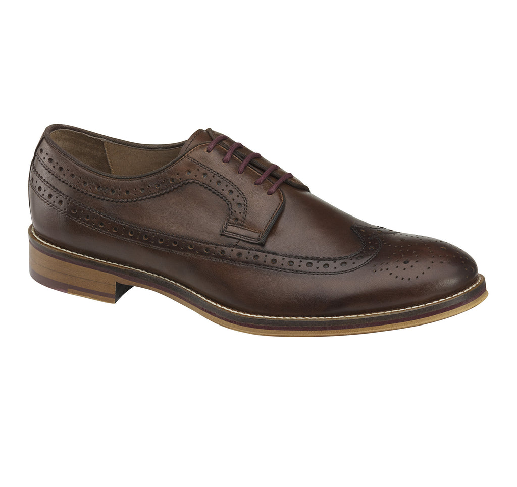 Men's2 Johnston & Murphy Conard 2233 Mahogany