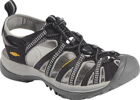 Keen Whisper 1008448 Black Neutral Gray